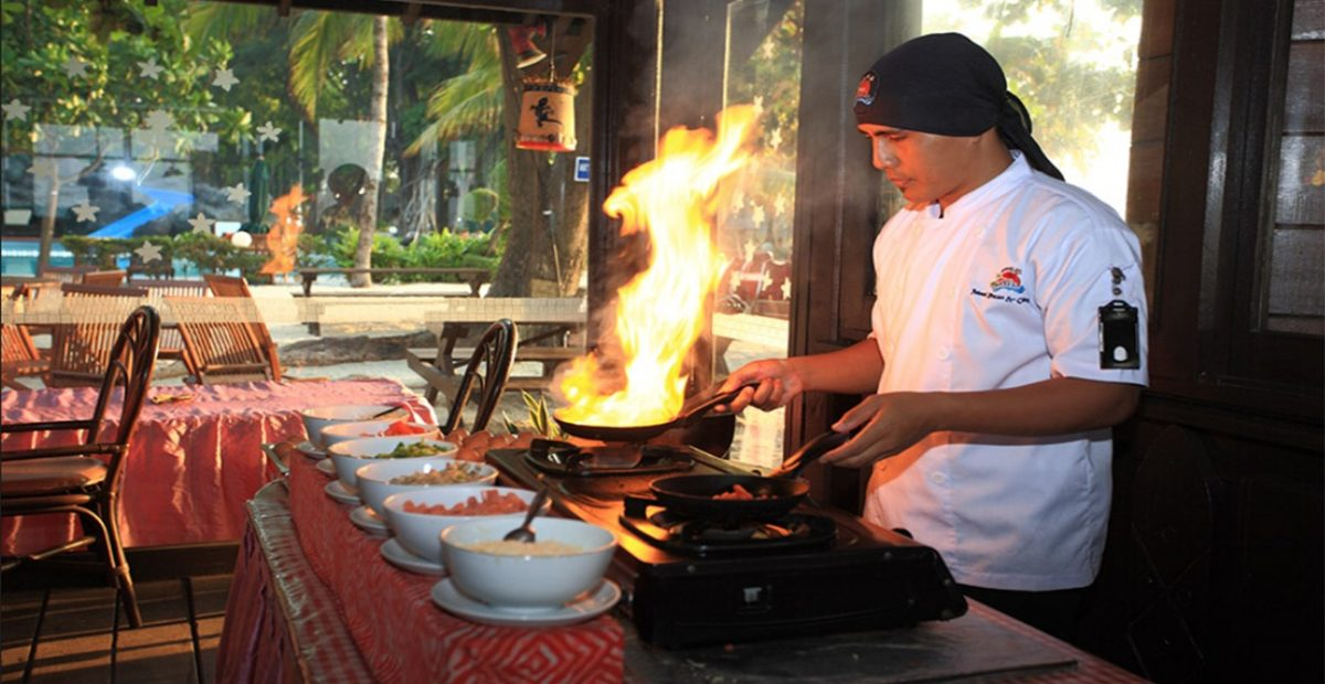 Chef pulau ayer kepulauan seribu jakarta