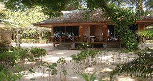 Cottage pulau putri kepulauan