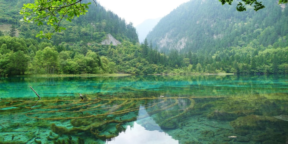 Jiuzhaigou - tour China