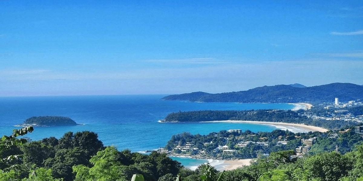 Karon View Poin- tour thailand