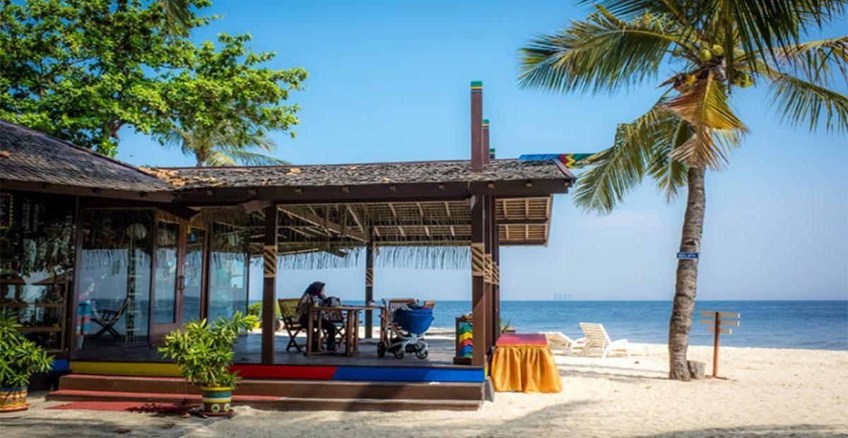 Mini Shop pulau ayer kepulau seribu jakarta