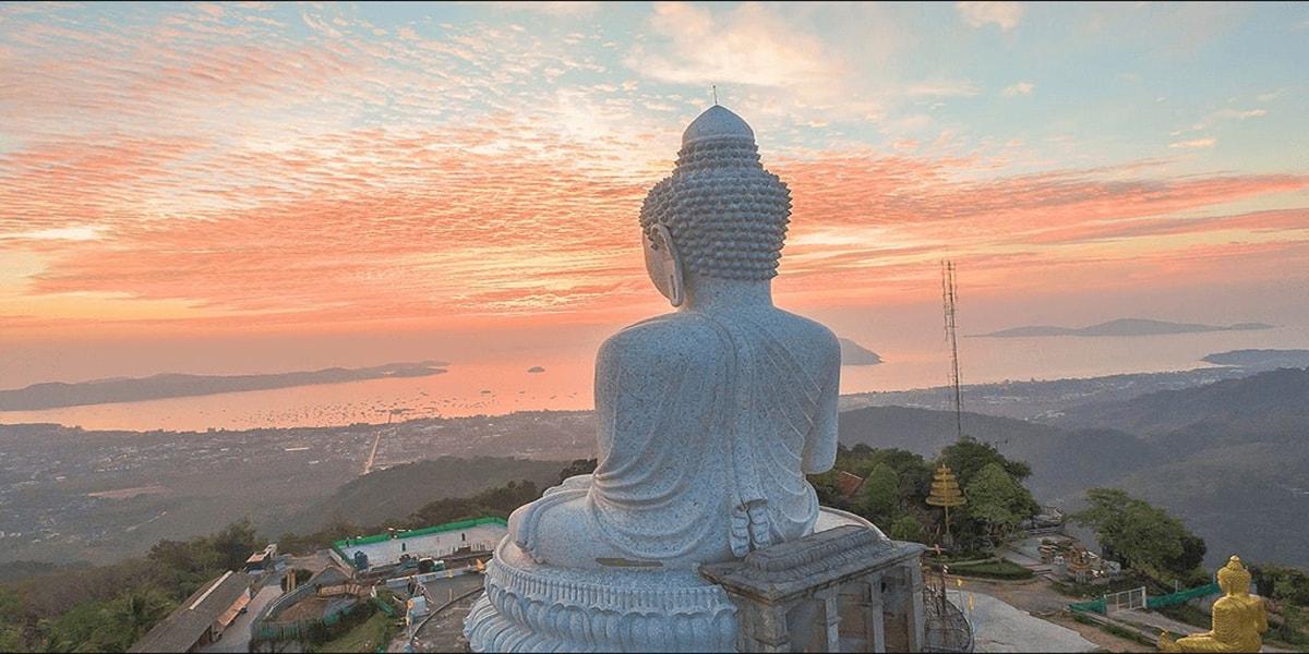 The Big Buddha- tour thailand
