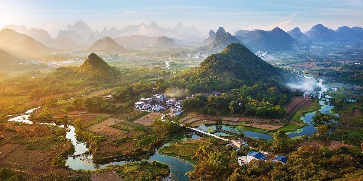 Yangshuo- Tour China