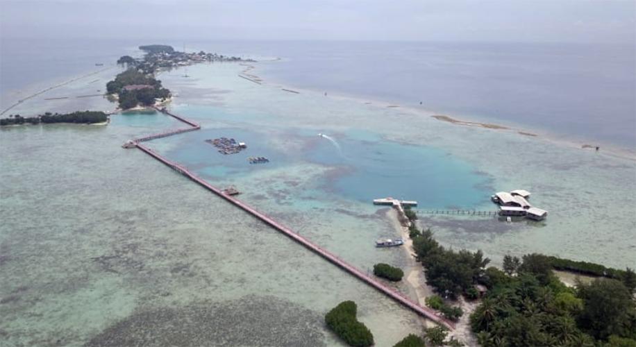 wisata pulau tidung jakarta
