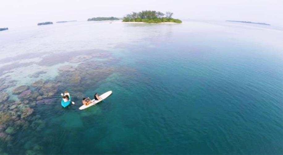 Kepulauan Seribu Jakarta