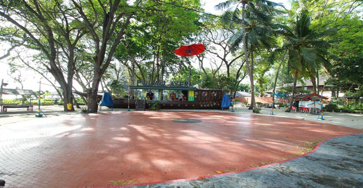 ojar pulau ayer kepulauan seribu DKI jakarta