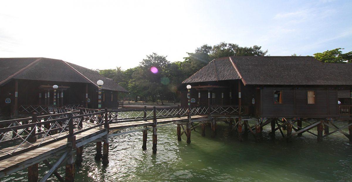 standar cottage pulau ayer kepulauan seribu jakarta