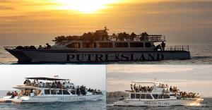 sunset cruise pulau putri