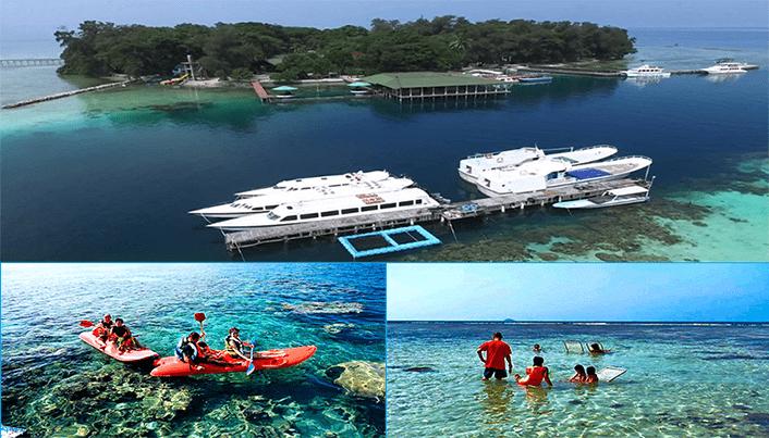tour pulau putri